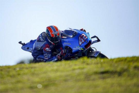 Jalan terjal pisahkan Suzuki dan mahkota ketiga di MotoGP Portugal