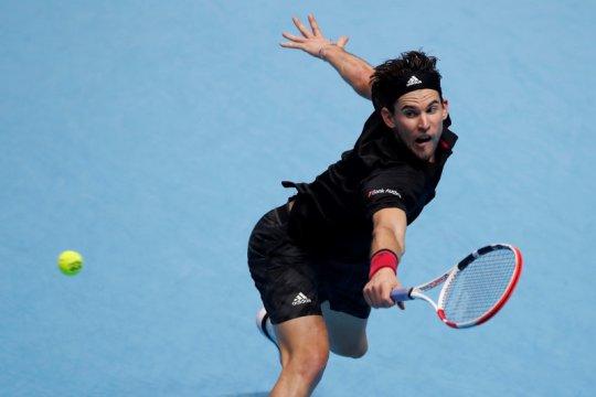 Thiem kalahkan Djokovic untuk capai partai puncak ATP Finals