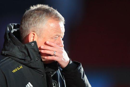 Wilder pompa semangat Sheffield yang terus-terusan kalah