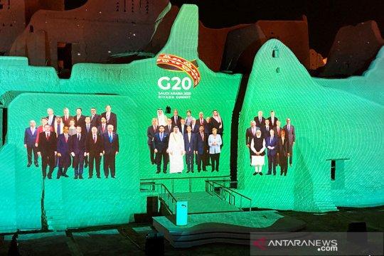 G20 akan bahas pemulihan tak merata dari krisis COVID-19