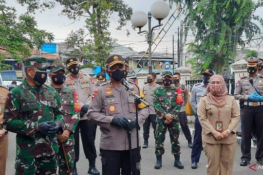 Kapolda Metro Jaya apresiasi warga Tebet bersedia ikut rapid test