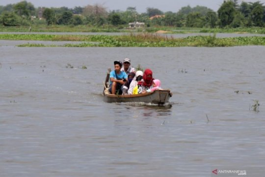 Gubernur Jatim: Waspadai cuaca ekstrem picu bencana hidrometeorologi
