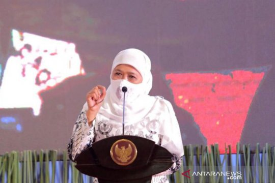 Gubernur Jatim minta matangkan persiapan pembelajaran tatap muka