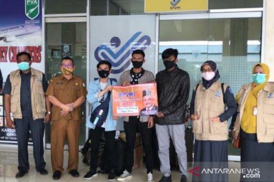 Tiga WNI ABK kapal China dipulangkan ke Aceh