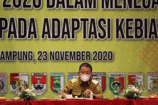 Lampung lakukan pengendalian prokes jelang libur akhir tahun