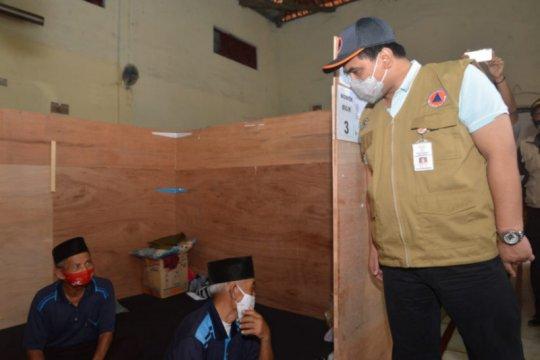 Pemprov Jateng jamin kebutuhan pengungsi Merapi