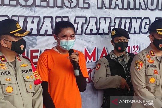 Kapolres: Millen gunakan narkoba sejak dari Bali