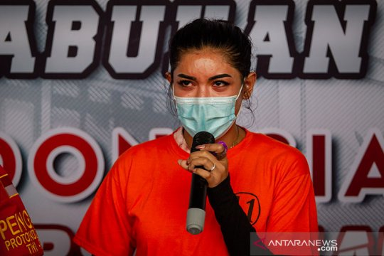 Polres Tanjung Priok hentikan kasus Millen Cyrus