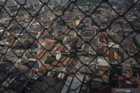 Kepadatan penduduk Jakarta 118 kali lipat angka nasional
