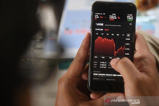 IHSG ditutup melemah, dipicu aksi investor jual saham yang kemahalan