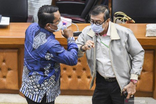 Anggota DPR pertanyakan dua RUU dikeluarkan dari Prolegnas 2021