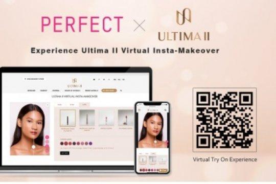 Perfect Corp. dan ULTIMA II luncurkan makeup virtual