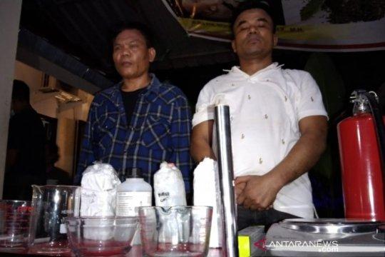 Polda NTB ungkap peran pengendali rumah produksi sabu di Lombok Timur