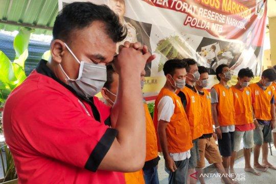 Ustad pengelola rumah produksi sabu dijanjikan upah Rp100 juta