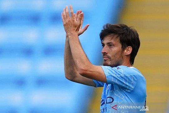 Cedera otot paha, David Silva absen dua pekan dari skuad Real Sociedad