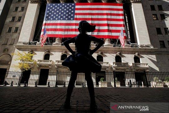Wall Street dibuka menguat, perpanjang kenaikan