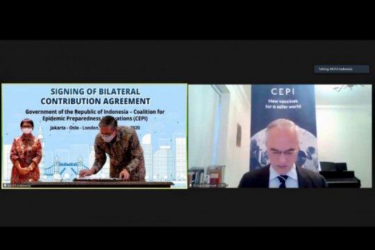 """Bergabung dengan CEPI, Indonesia perkuat komitmen """"vaksin untuk semua"""""""