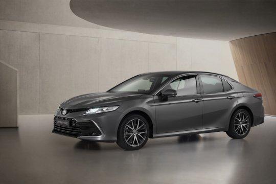 Toyota segarkan Camry Hybrid 2021 untuk pasar Eropa