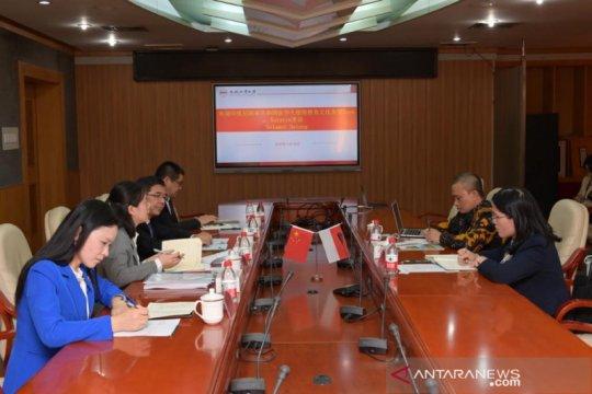 Bahasa Indonesia jadi prodi kedua bahasa asing di Hefei University