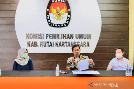 KPU Kabupaten Kukar tolak rekomendasi Bawaslu RI