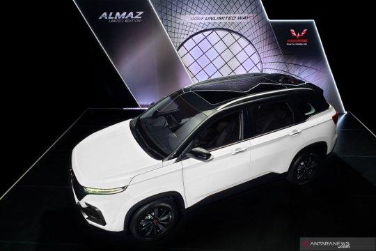 Wuling Almaz edisi terbatas cuma 100 unit, harganya Rp351 jutaan