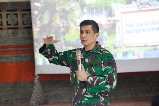 Danrem Wira Satya ingatkan TNI tetap jaga netralitas di Pilkada 2020