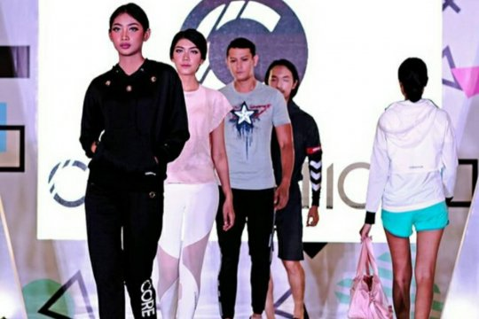 CoreNation Active hadirkan pakaian olahraga lokal