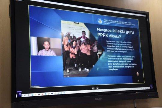 Kemendikbud akan buka rekrutmen guru jalur PPPK
