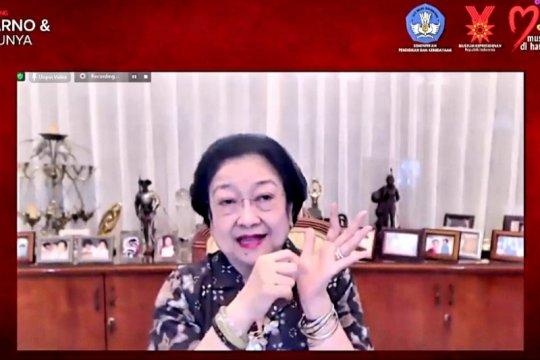 Megawati harapkan kaum milenial serap kegemaran Bung Karno