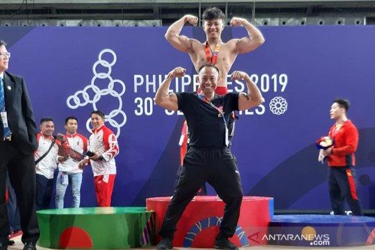 Lifter Pelatnas Olimpiade minta tempat latihan di Makassar