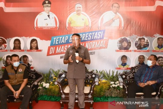 Menpora janji benahi fasilitas dan sarana olahraga NTB