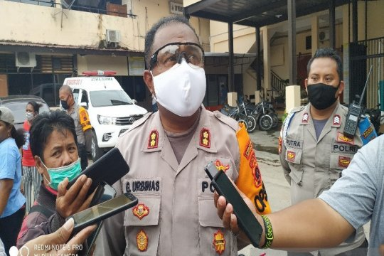 Kapolresta sebut WN PNG diduga dalang kaburnya tahanan