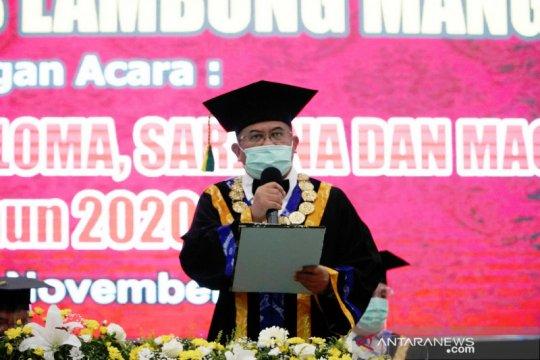 Rektor ULM optimis kampus dibuka awal 2021