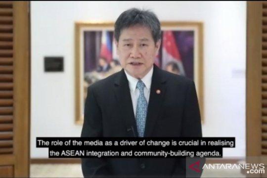 Sekjen ASEAN tekankan pentingnya peran media, jurnalis selama pandemi