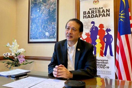 Malaysia catat 2.188 kasus baru COVID-19