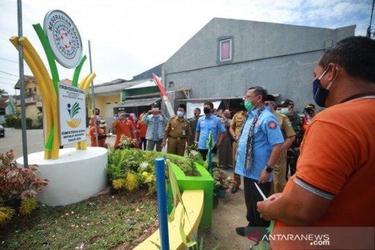 Kemensos bangun Tugu Keserasian Sosial di Tangerang