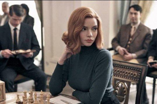 """The Queen's Gambit"" ditonton 62 juta pengguna Netflix"