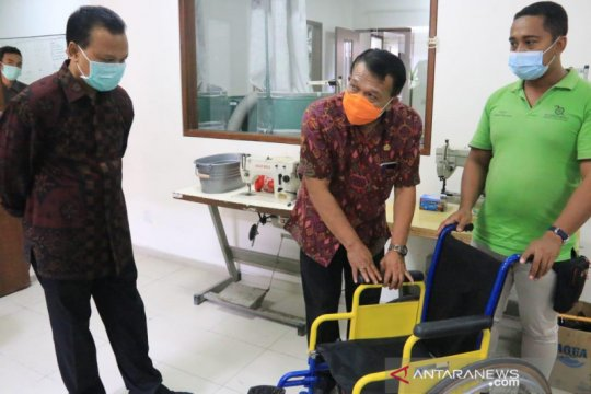 Pemprov Bali dukung pengembangan alat bantu disabilitas