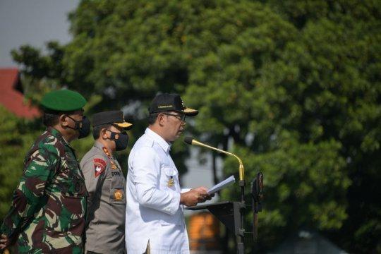 Gubernur optimistis Kapolda Jabar baru banyak lakukan terobosan