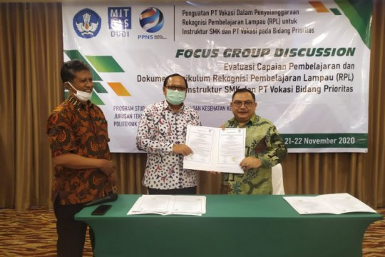 PPNS gelar penyelarasan dunia usaha dan Industri