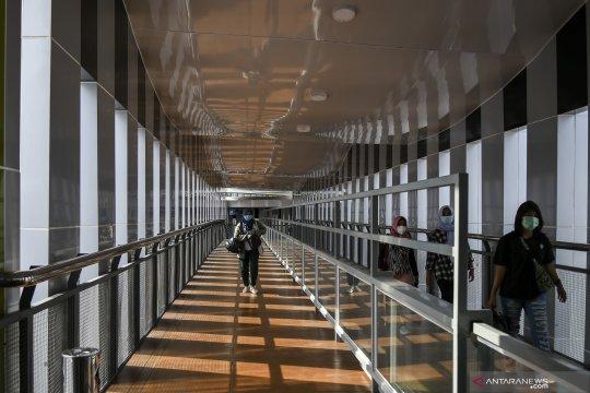 DKI Jakarta berencana bangun 21 jembatan penyeberangan