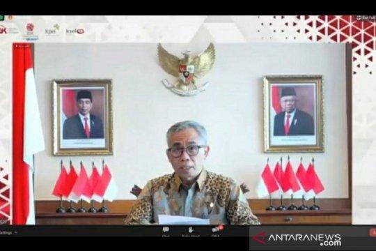 "OJK beberkan ""PR"" pengembangan ekonomi dan keuangan syariah 2021"