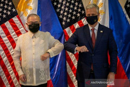 Militer Filipina ingin pertahankan kesepakatan dengan pasukan AS
