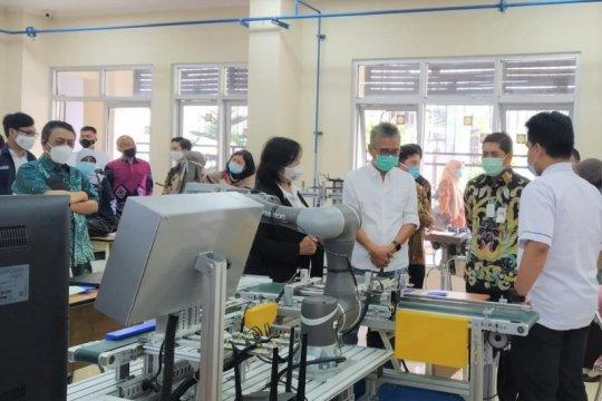 Gandeng industri, sekolah Kemenperin siap produksi ventilator