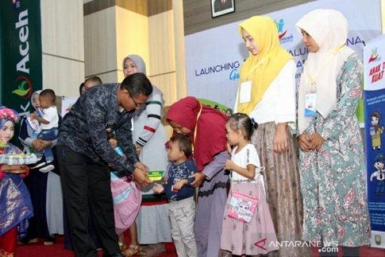 4.461 anak Sabang terima dana pemenuhan kecukupan gizi