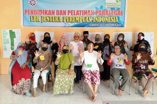 LBH Jentera: Kasus kekerasan perempuan meningkat selama pandemi