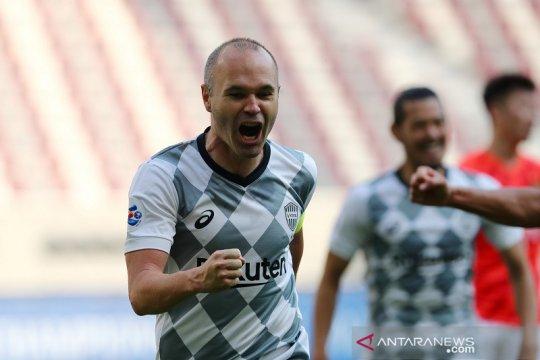 AFC alihkan tempat pertandingan semifinal Liga Champions Asia