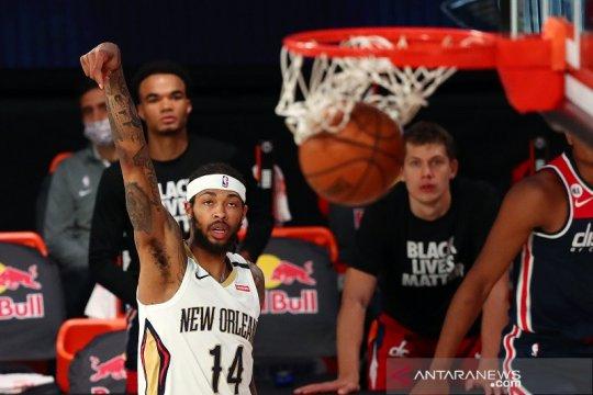Brandon Ingram sepakati kontrak maksimal dengan Pelicans