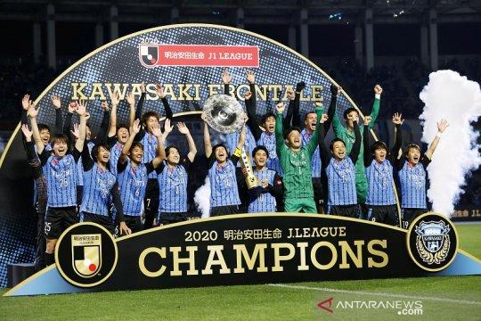 Kawasaki Frontale kunci gelar juara Liga Jepang