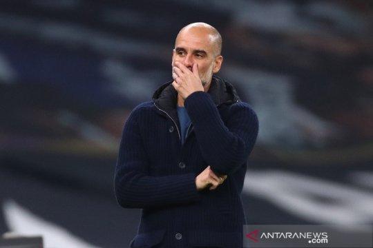 Pep Guardiola buka suara soal penangkapan mantan presiden Barcelona